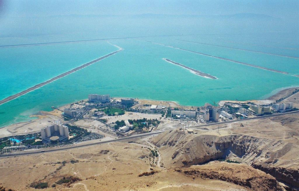 Эйн-Бокек. Израиль
