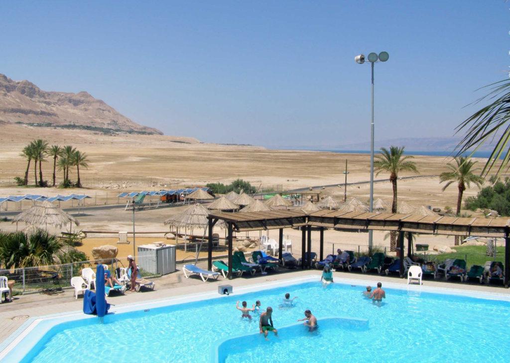 Эйн-Геди SPA-комплекс, Мёртвое море