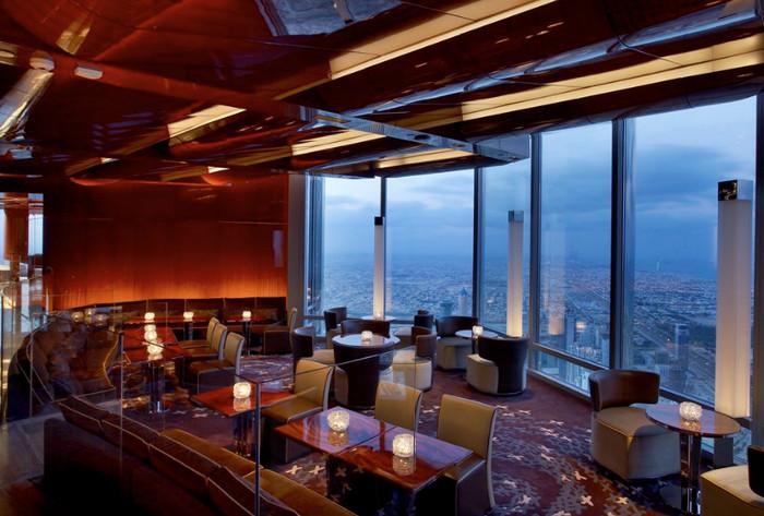 At.mosphere - самый высотный ресторан на планете