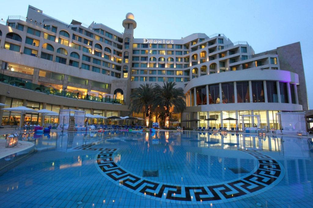 Daniel Dead Sea Hotel, Мертвое море
