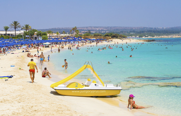 Macronissos Beach