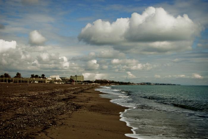 Пляж Кадрие, Белек