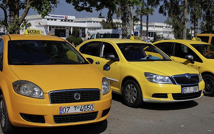Такси в Белеке