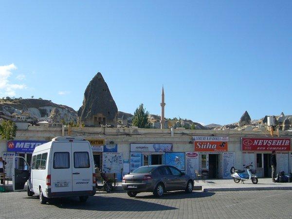 Автовокзал Гёреме