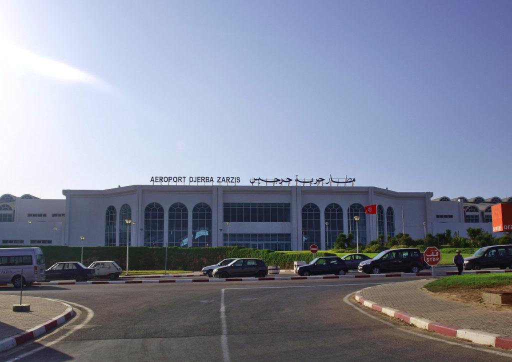 Аэропорт Джербы, Зарзис