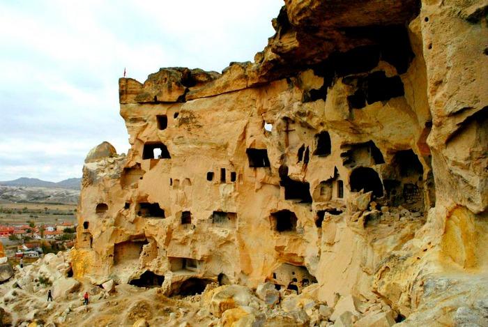 Пещерный город Каймаклы