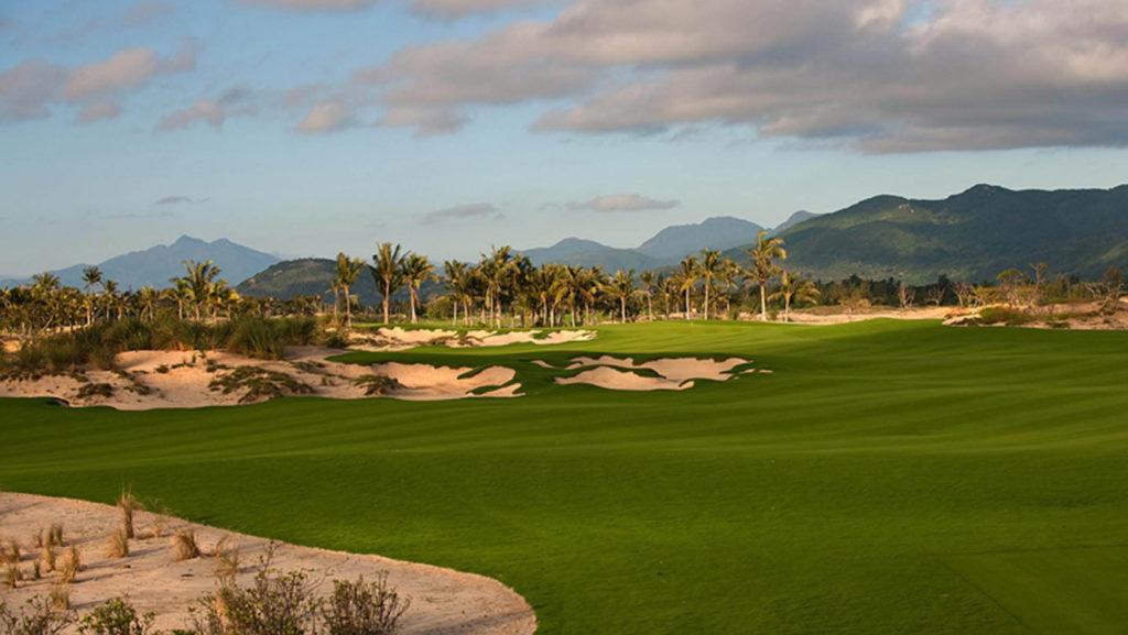 Поле для гольфа,  остров Хайнань