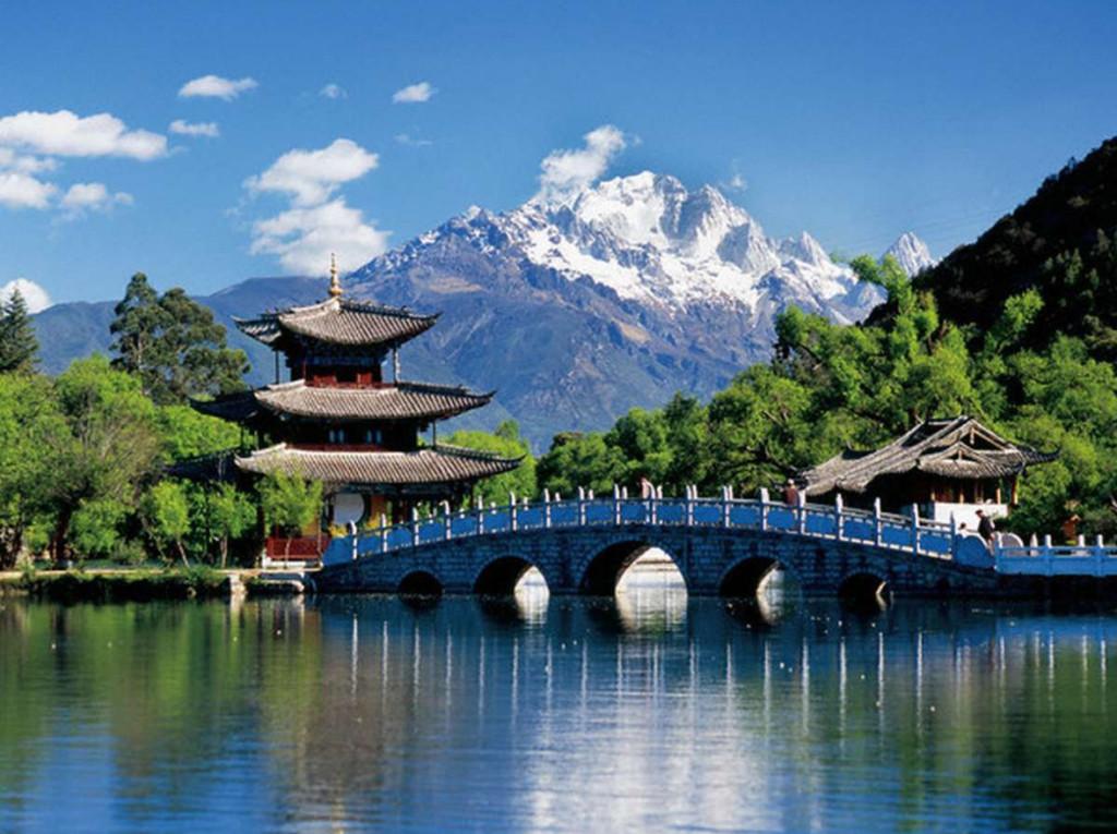 Храм драконьего короля Южно-Китайского моря