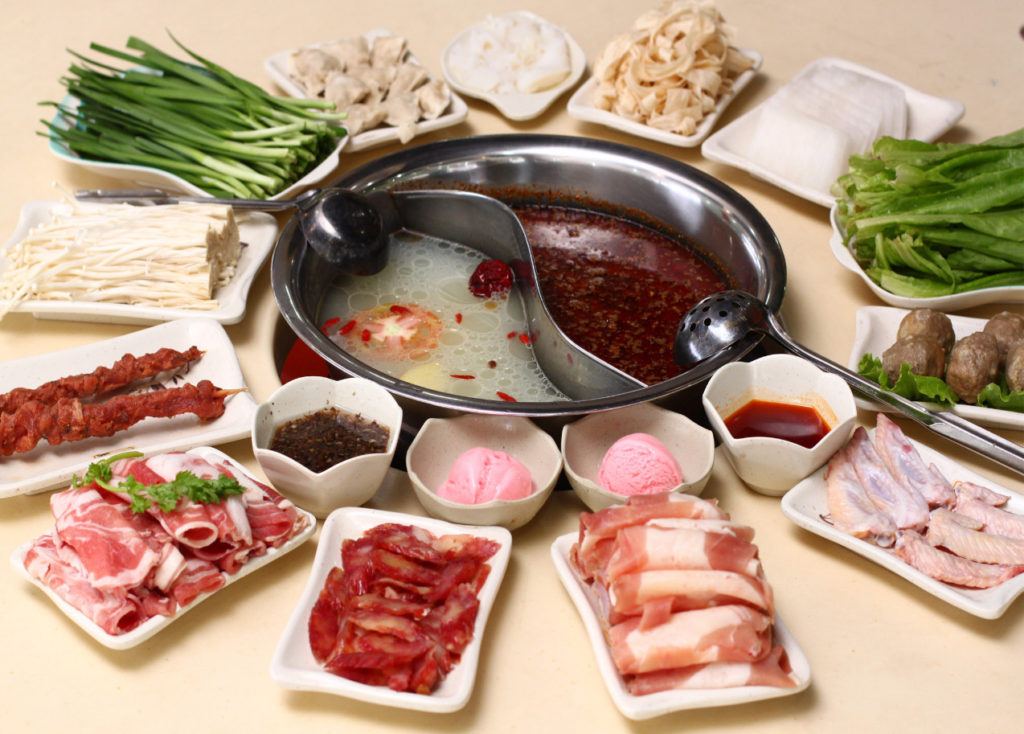 Хуаго - национальное блюдо китайской кухни