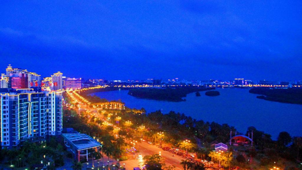 Цюнхай, остров Хайнань