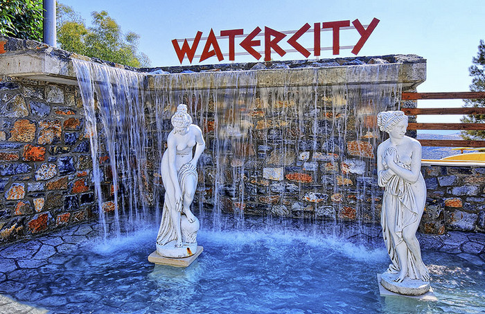 Аквапарк Watercity