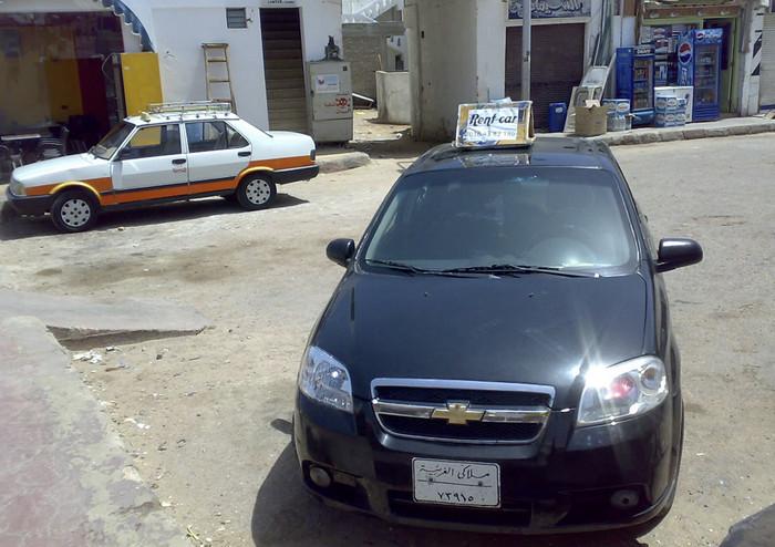 Аренда авто в Хургаде
