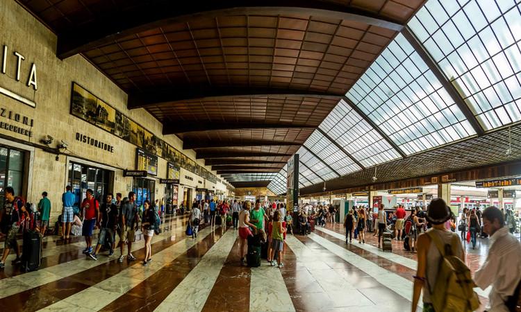 ЖД вокзал Санта-Мария-Новелла