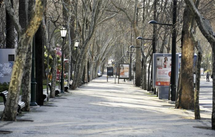 Зимний Лиссабон