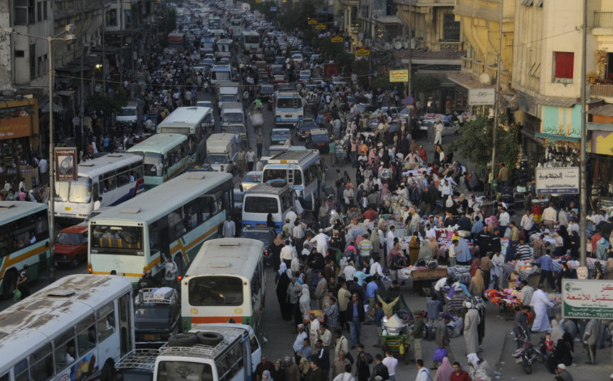 Каирский траффик