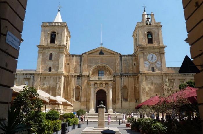 Кафедральный собор св. Иоанна (Валлетта)