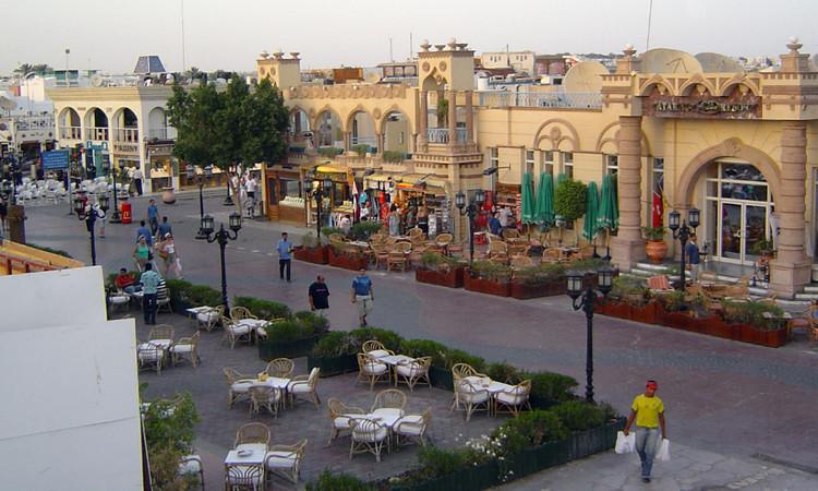 Наама-Бей, Египет