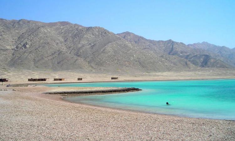 Национальный парк Рас Абу-Галум