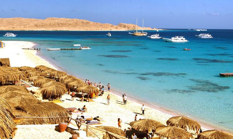 Отдых на пляже Синайского полуострова