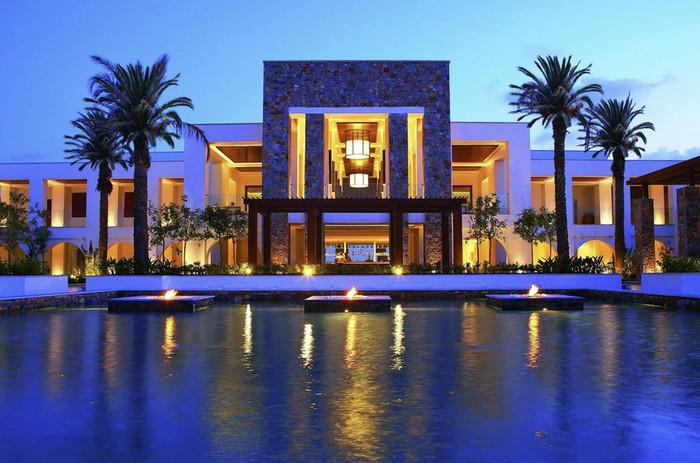 Отель Amirandes Grecotel Exclusive Resort