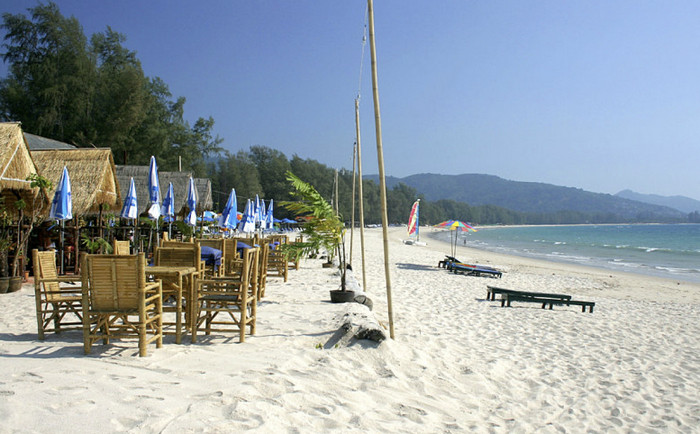 Пляж Бланг Тао