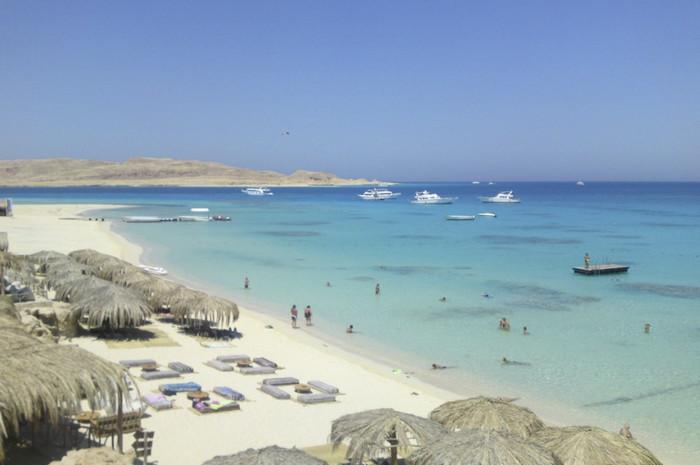 Пляж Дрим-Бич