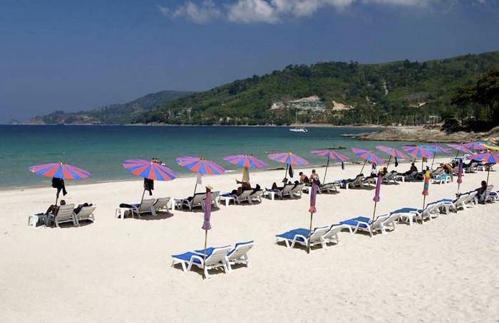 Пляж Патонг Бич на Пхукете