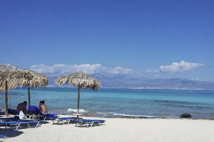 Пляж Хриси