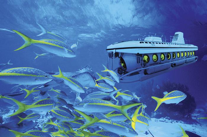 Подводная лодка Синдбад
