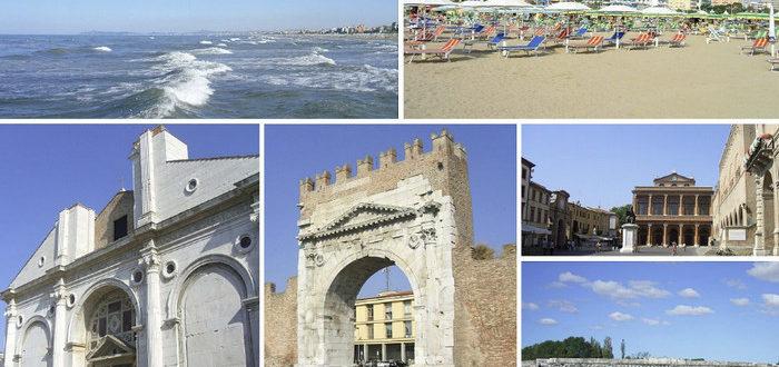 Римини, Италия