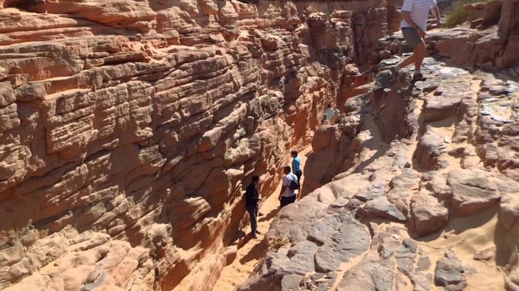 Цветной каньон