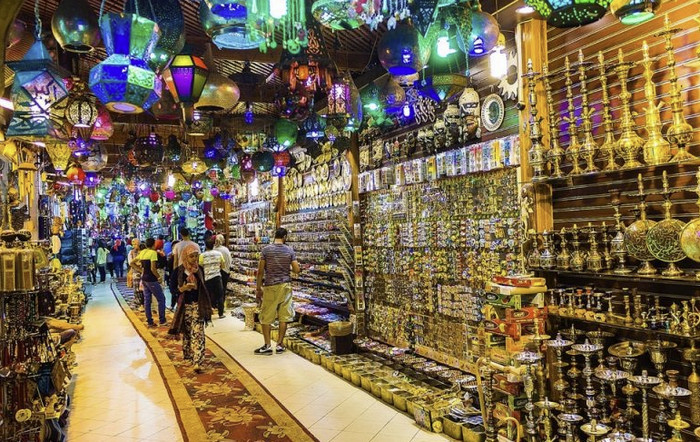 Шоппинг в Египте
