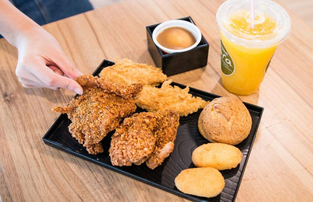 KFC в Санье