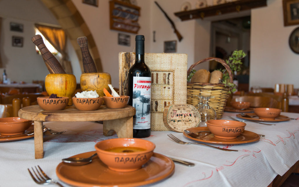 Restaurant Paraga