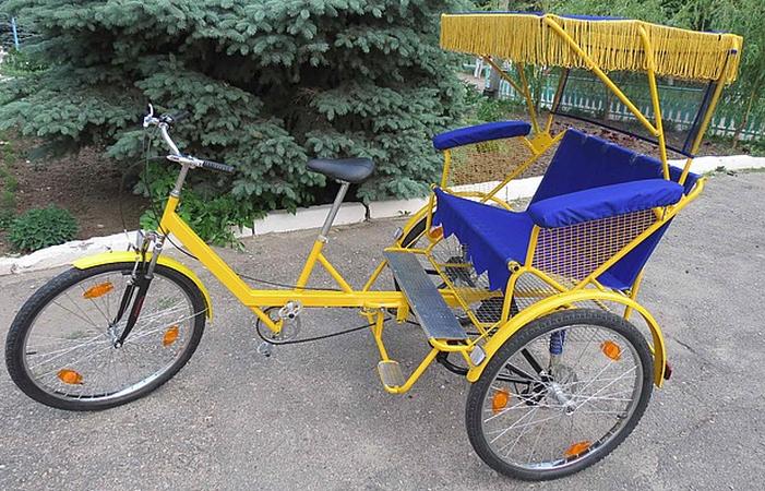 Велорикша