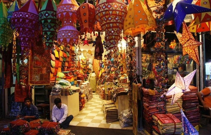 Мэйн базар в Нью Дели