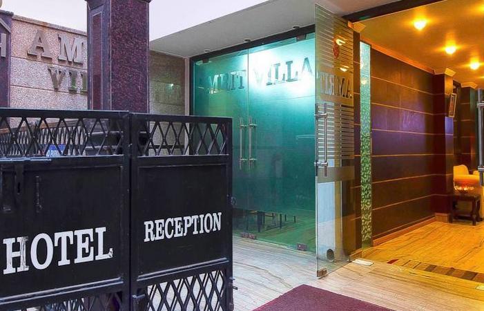 Отель «Амрит»