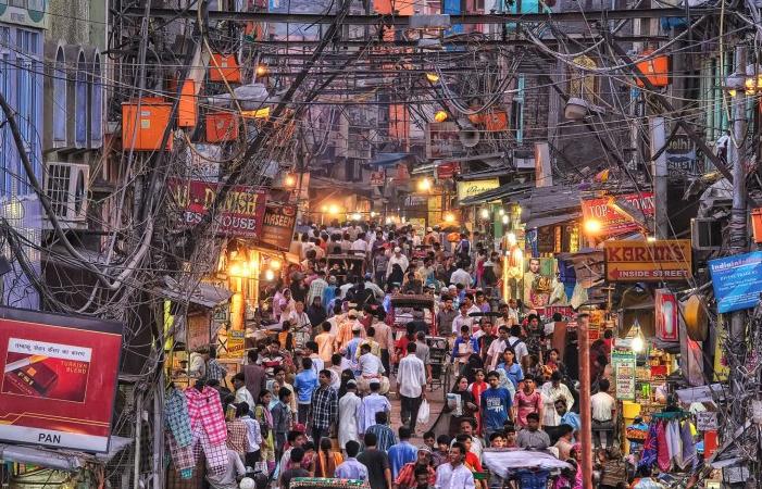 Рынок Чадни Чоук
