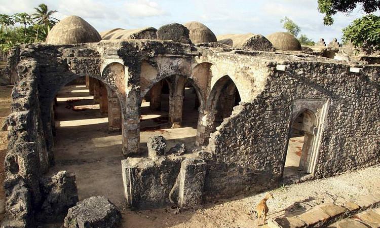 Танзания. Руины Килва-Кисивани и Сонга-Манара