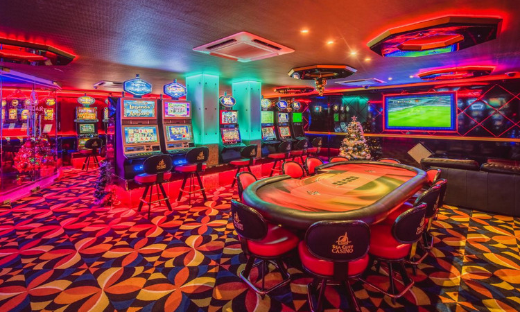 Sea Cliff Casino