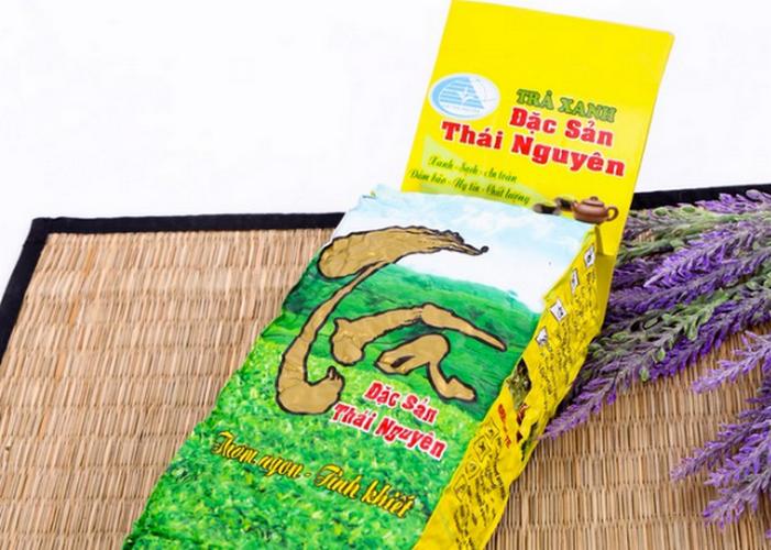 Чай «Тхай Нгуен»