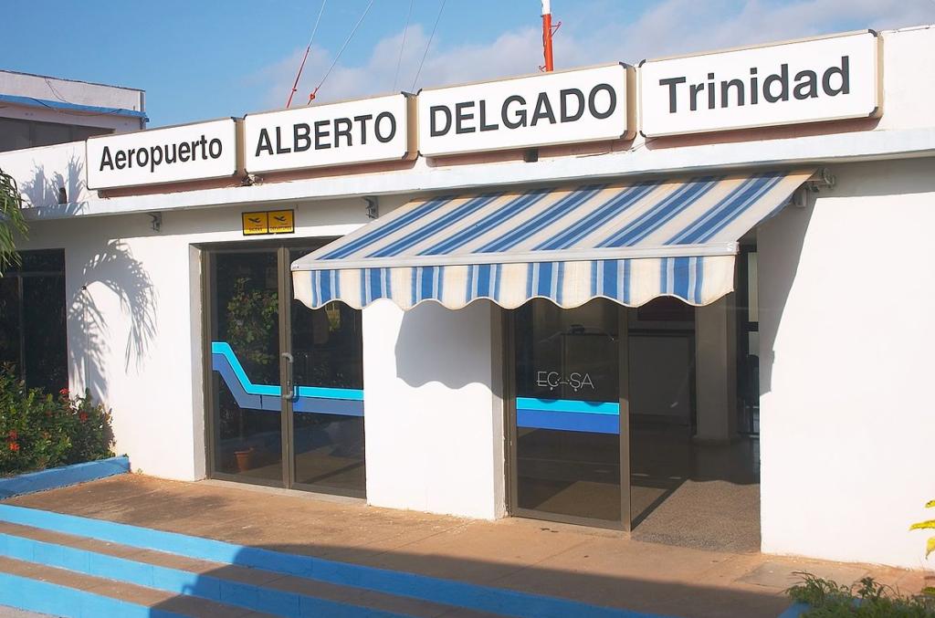 Аэропорт Альберто Дельгадо