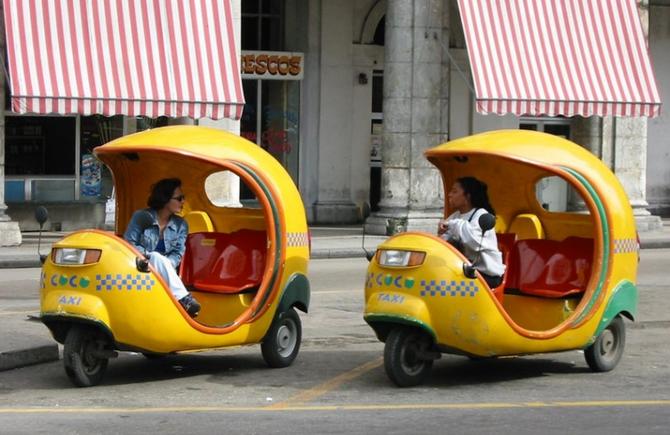 Варадеро такси КокоТакси