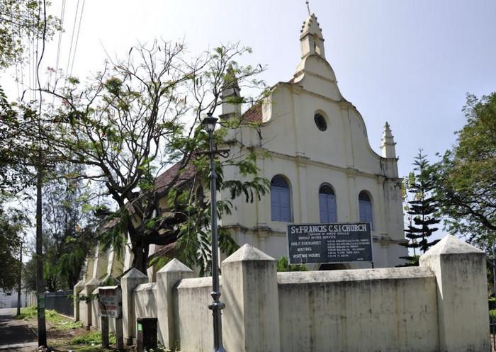 Католическая церковь Святого Франциска
