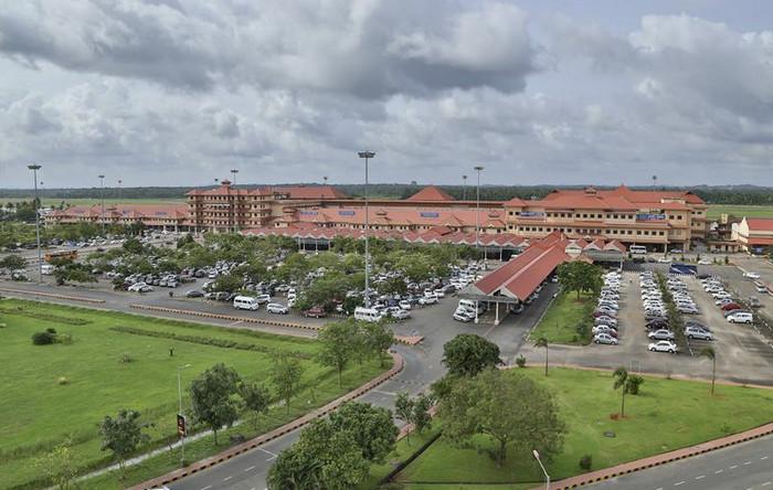 Международный аэропорт Кочин, Керала, Индия