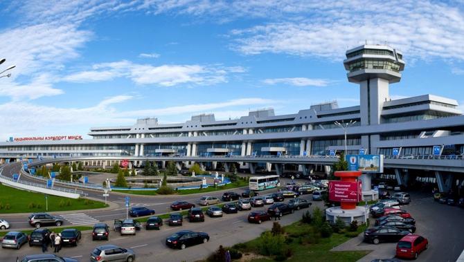 Национальный аэропорт «Минск»