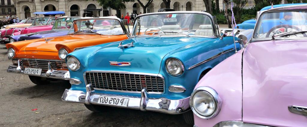Аренда авто, Варадеро