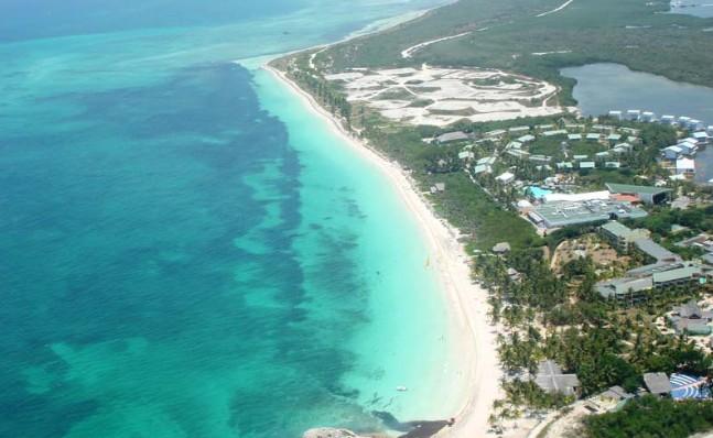 Остров Кайо-Коко, Куба