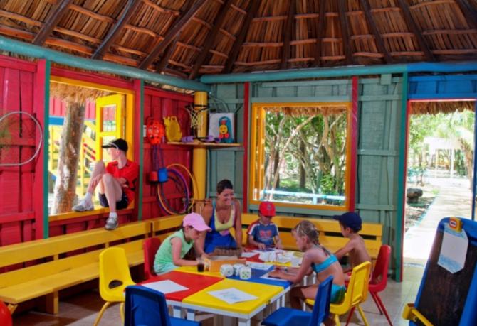 Отдых с детьми в отеле Sol Palmeras 4*, Варадеро, Куба