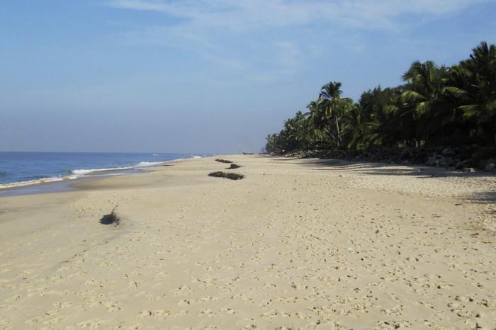 Пляж Аллапужа